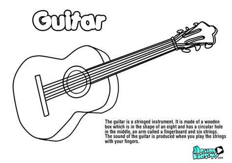 coloring pages of string instruments string instrument coloring pages string instrument
