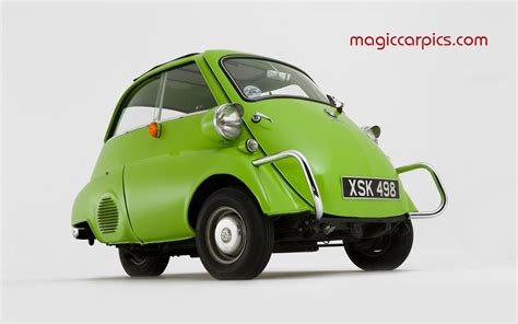 BMW Isetta (1955   1962) gallery and specs   Bimmerin