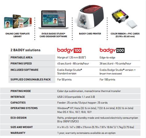 badgy card templates badgy 200 plastic id card printer tang computers pty ltd