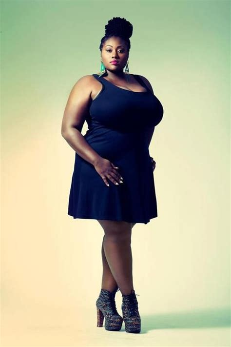 plus 5 black plus size models you should know ebony 157 best dark and lovely images on pinterest black