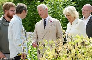 tim river cottage prince charles and camilla get foraging lesson from hugh