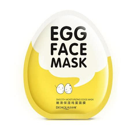 Egg Mask Bioaqua bioaqua egg mask saloni health supply