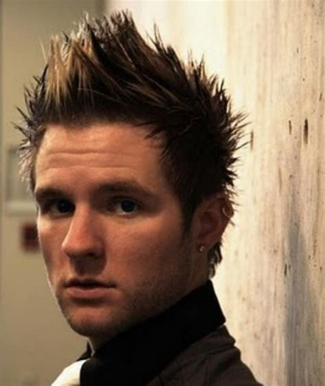 Faux Hawk Hairstyle by Cool Faux Hawk Hairstyles 2013 Models Picture