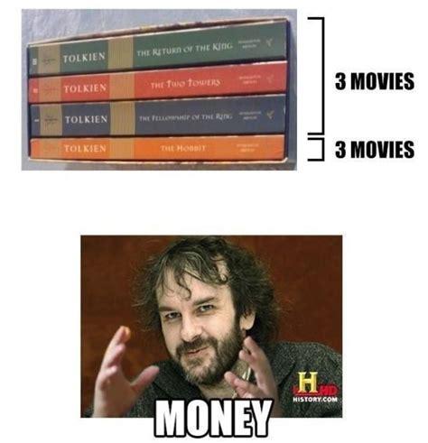 Movie Meme - funny hobbit the movie meme jokes jpg