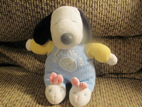 snoopy slippers plush prestige my snoopy pastel thermal bunny slippers
