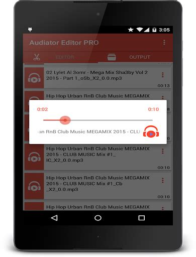 download mp3 cutter setup mp3 cutter ringtone maker pro app for android