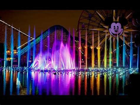 world of color times world of color at disney s california adventure