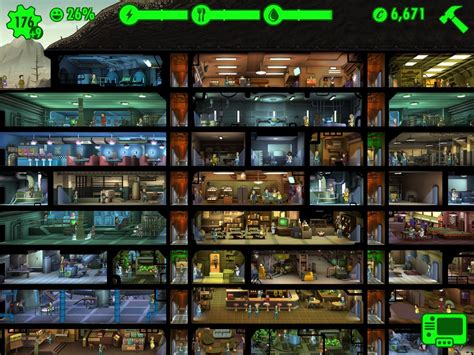 here are a few of our favorite shelter decorating magazines fallout shelter brings in 5 1m for bethesda but is