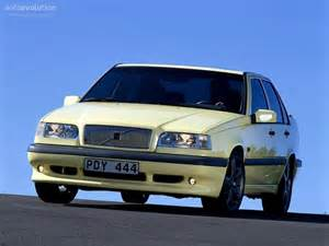 1996 Volvo 850 R Volvo 850 R 1994 1995 1996 Autoevolution