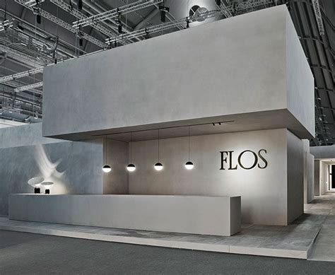 flos reception desk area city lighting products