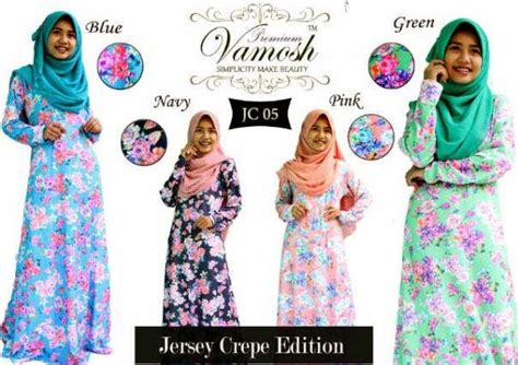 Gpt Crepe Nikenn By Vamosh rumah savana dress jersey crepe by vamosh