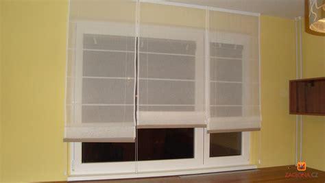 gardinen flurfenster raffrollos geschm 252 ckte durch satinbord 252 re heimtex ideen