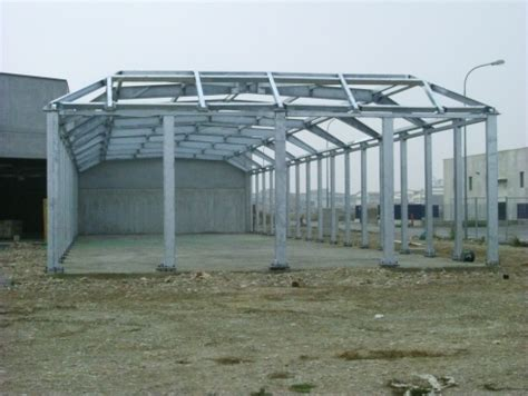 capannone metallico usato strutture portanti in acciaio parma bandini cantarelli