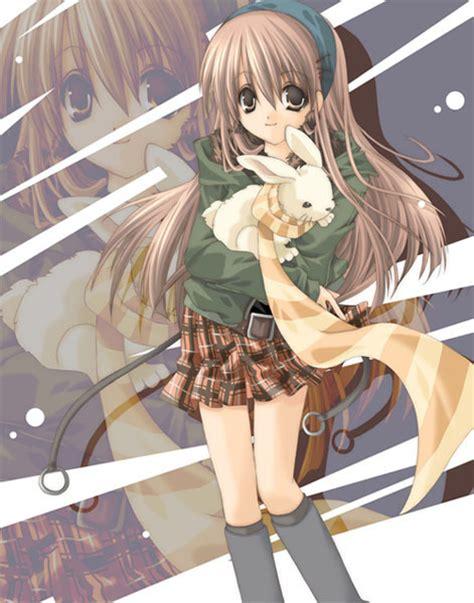 Anime With Light Brown Hair by Crunchyroll Library Shugo Chara Play