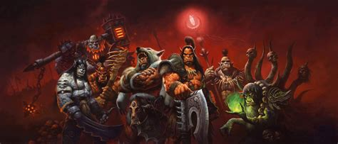 wann kommt world of warcraft warlords of draenor warlords of draenor by alexhorley on deviantart