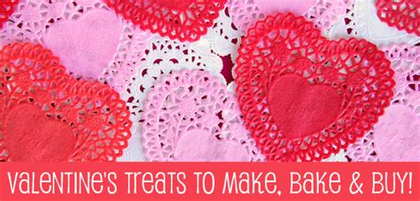lovely things to make bake or buy this s day
