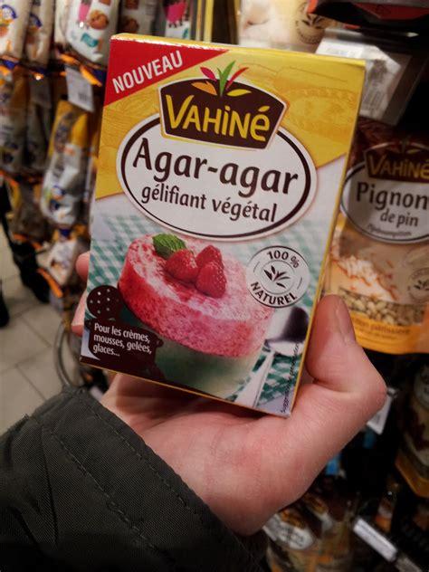 qu est ce que l agar agar en cuisine de l agar agar en supermarch 233 herboristerie pharmacie