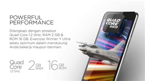 Winner Y Ram 2gb spesifikasi harga evercoss winner y ultra ram 2gb hapeoke