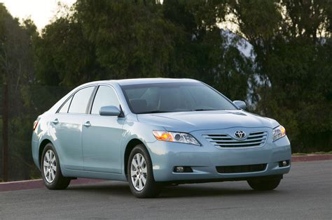 Speed Read Feed For February 24 2007 by 2007 Toyota Camry Review Top Speed
