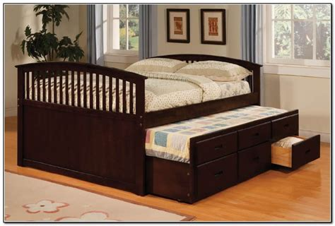 adult trundle bed queen trundle beds for adults home design inspirations