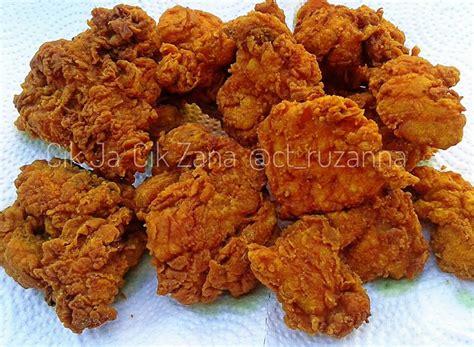 buat cilok ayam cara cara buat ayam goreng rangup resipi ibunda hanya