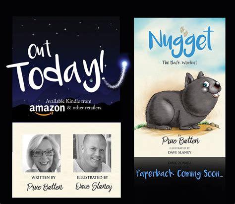 Be Gentle With Me Wombat My Blogtalkradio by Nugget The Black Wombat Prue Batten