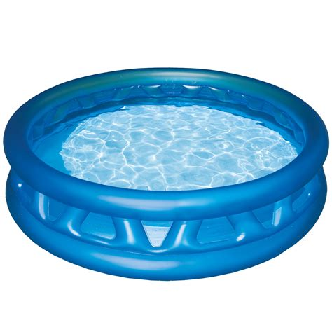 Piscine Gonflable Pas Cher 2229 by Piscine Gonflable Intex Soft Side Pool Raviday Piscine