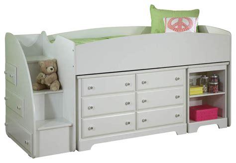 Loft Bed Dresser by Standard Furniture Storage Loft Bed With Dresser In