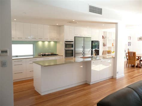 kitchen idea gallery island kitchen brisbane cabinet makers renovations