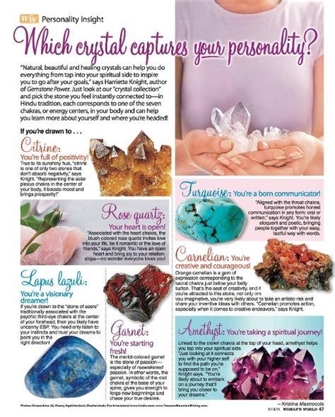 meanings of gemstones metaphysical properties of stones