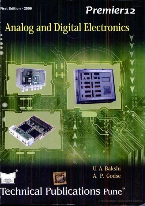 integrated electronics analog and digital circuits system by millman halkias pdf analog and digital electronics by u a bakshi