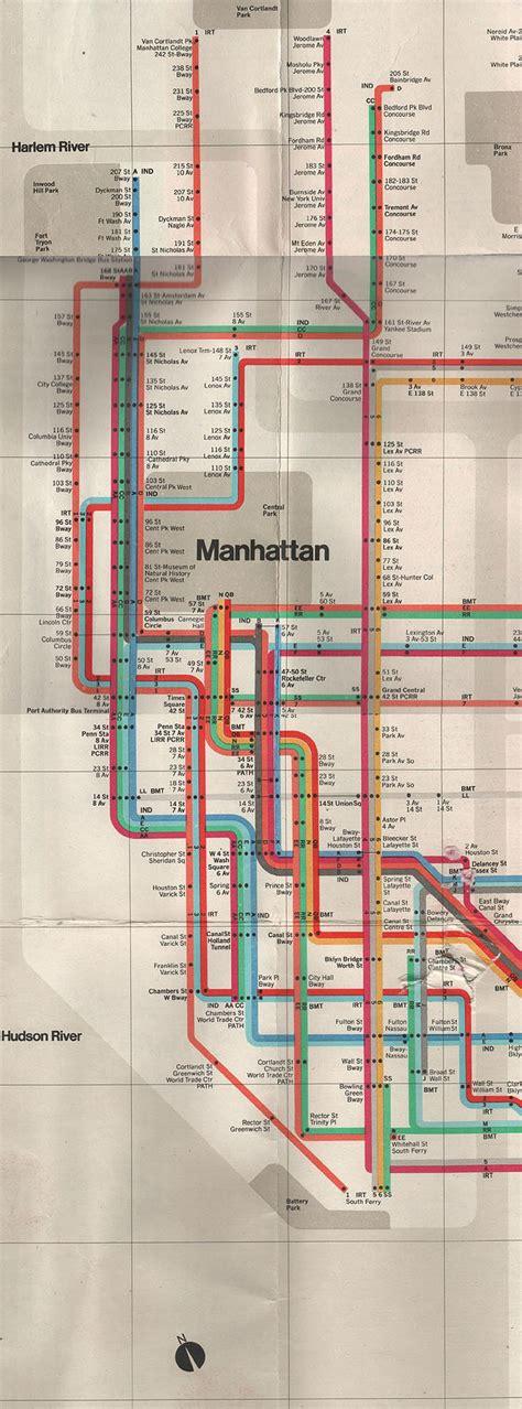 manhattan map subway detailed subway map of manhattan manhattan detailed