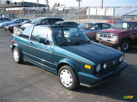 1992 aqua blue pearl metallic volkswagen cabriolet carat 6149570 photo 18 gtcarlot com car
