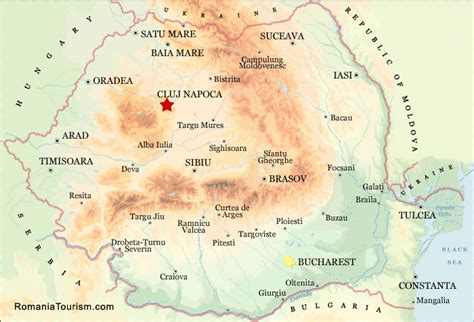 cluj napoca romania map cluj napoca romania cluj napoca city map harta