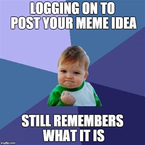 Success Kid Meme Maker - success kid meme imgflip