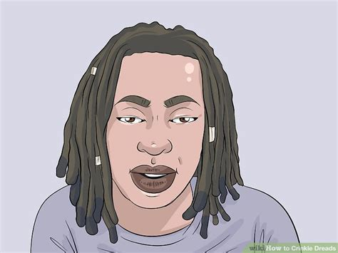 3 simple ways to give yourself dreadlocks wikihow 354 best free form beauty dreads images on