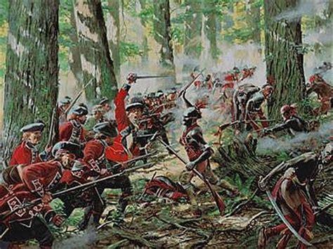 battles pontiac bushy run last battle of pontiac s war