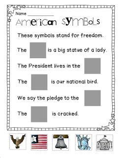 national 4 mathematics student 0007504616 american symbols student made books math literacy fluency bubble maps labeling patriotic