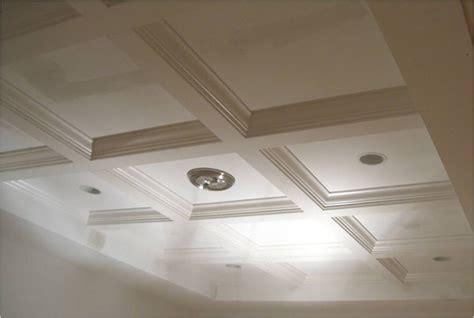 Prefab Coffered Ceiling Gallery For Saratoga Custom Homes