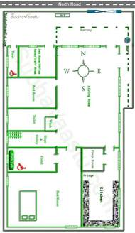 home layout planner facing vastu house plan subhavaastu