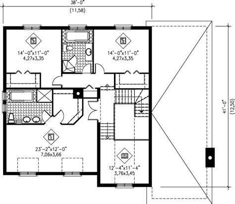multi level house floor plans multi level house plans home design pi 20500 12226