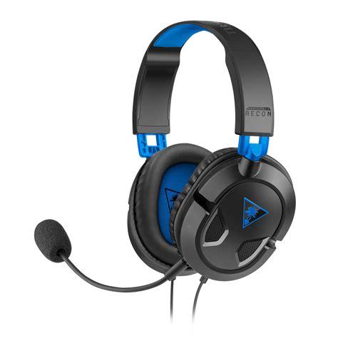 amazon xbox one headset amazon com turtle beach ear force recon 50p stereo