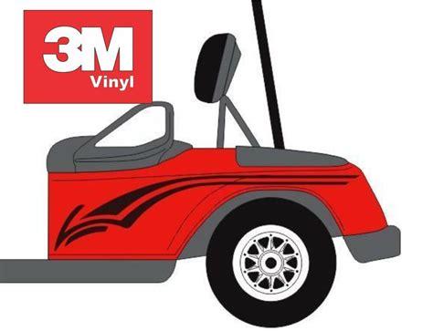 Golf Cart Stickers