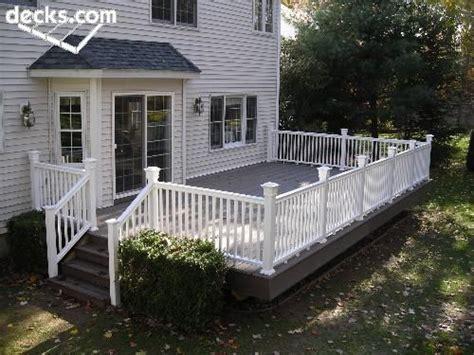composite deck    design simple