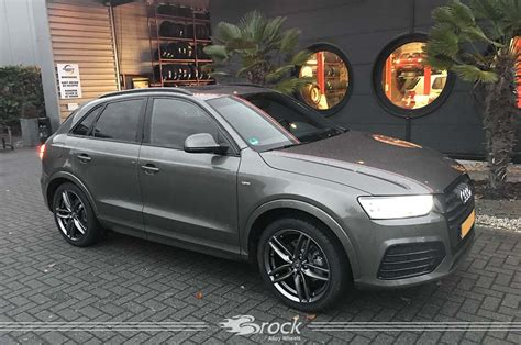 audi original felgen konfigurator audi q3 felgen rc29 ds brock alloy wheels