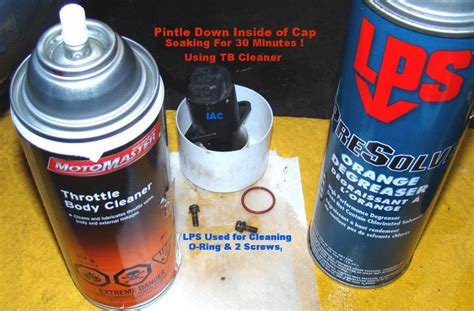 intake air control cleaning iac on 97 park avenue gm forum buick cadillac olds gmc how to clean the iac intake air control 3800 v6 gm forum buick cadillac olds gmc