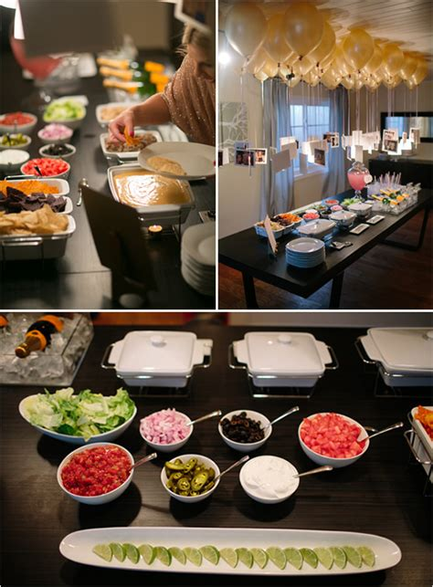 nacho bar toppings list hockey bar and bat mitzvah ideas jew it up