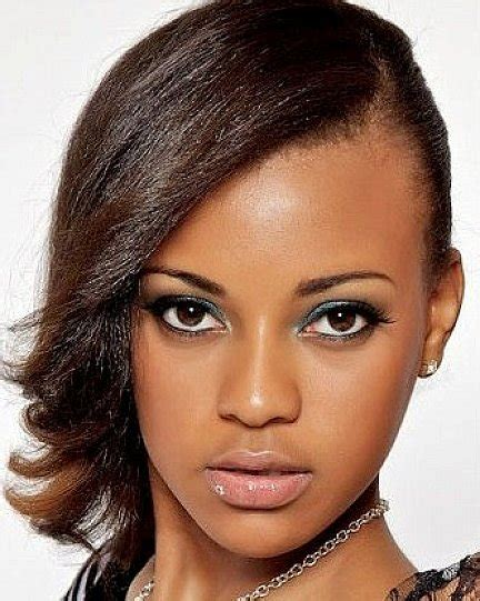 side swept hairstyles for black short weave hairstyles advantages women hairstyles