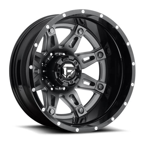 fuel wheels hostage ii dually rear d232 fuel off road wheels