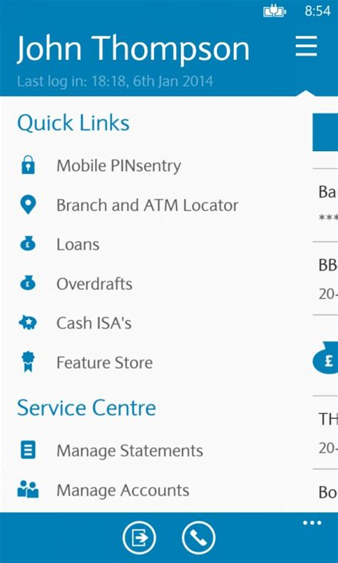 barclays bank phone banking barclays mobile banking app now available for windows